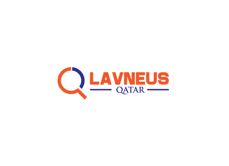 Logo Design by Shahnawaz Ahmed - Entry No. 11 in the Logo Design Contest Imaginative Logo Design for lavneus qatar.