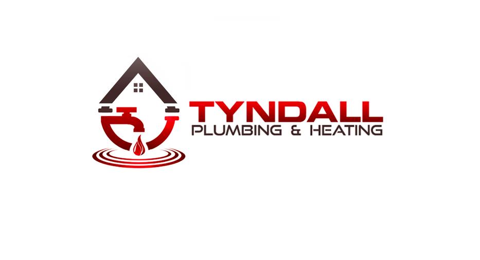 Logo Design by Aditya Baghel - Entry No. 78 in the Logo Design Contest Imaginative Logo Design for Tyndall Plumbing & Heating.