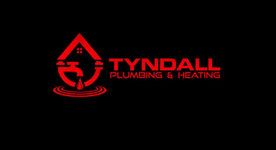 Logo Design by Aditya Baghel - Entry No. 80 in the Logo Design Contest Imaginative Logo Design for Tyndall Plumbing & Heating.