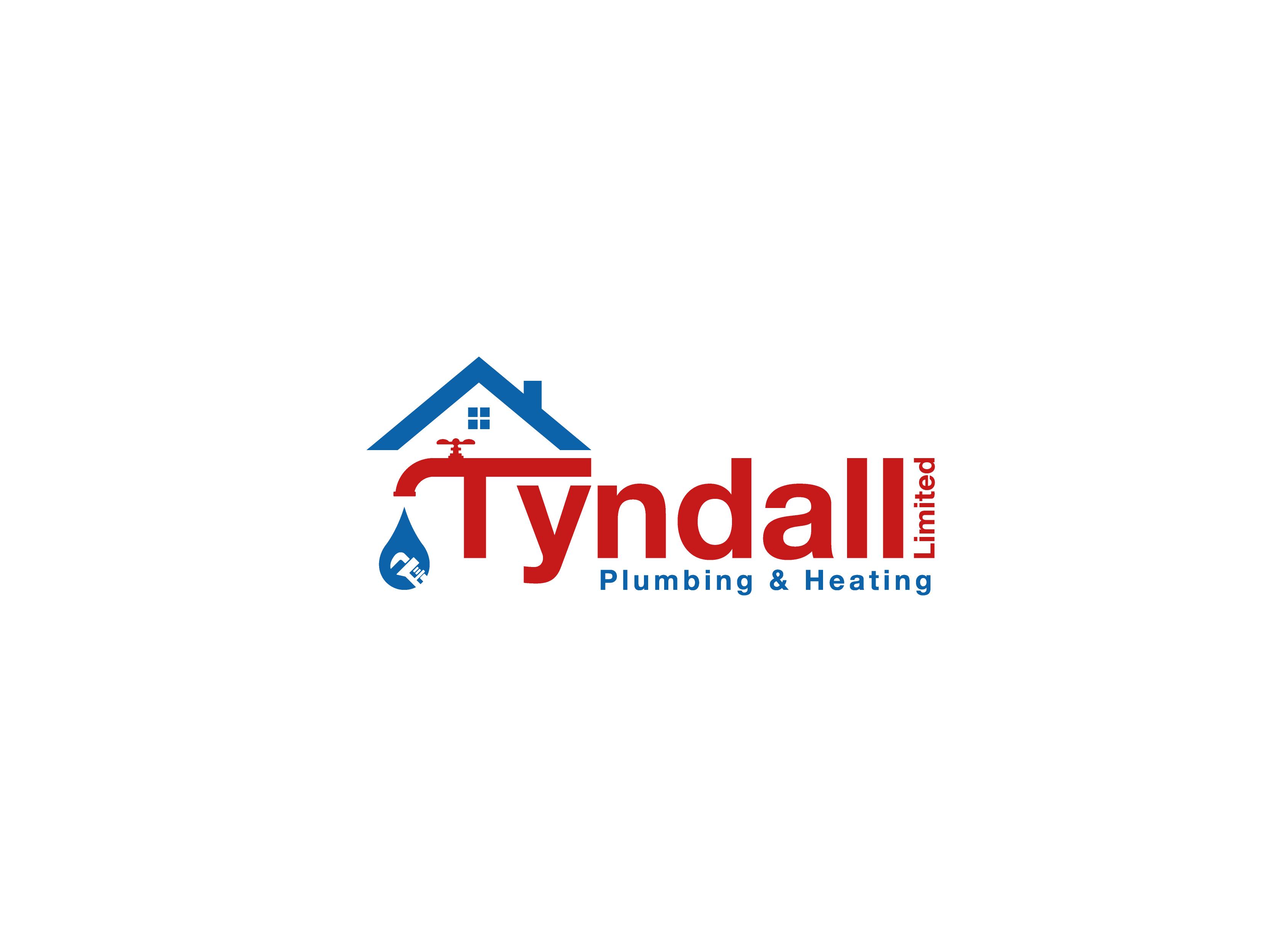 Logo Design by Shivaprasad Sangondimath - Entry No. 87 in the Logo Design Contest Imaginative Logo Design for Tyndall Plumbing & Heating.