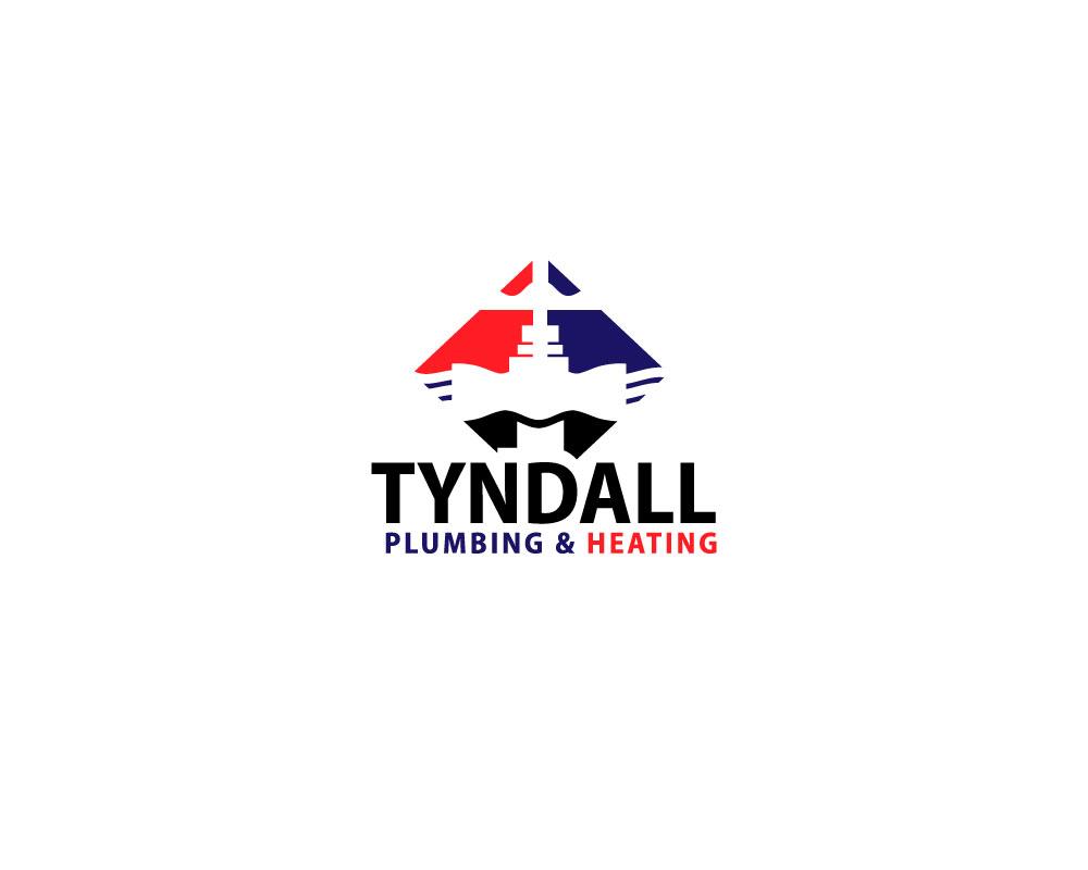 Logo Design by danelav - Entry No. 88 in the Logo Design Contest Imaginative Logo Design for Tyndall Plumbing & Heating.