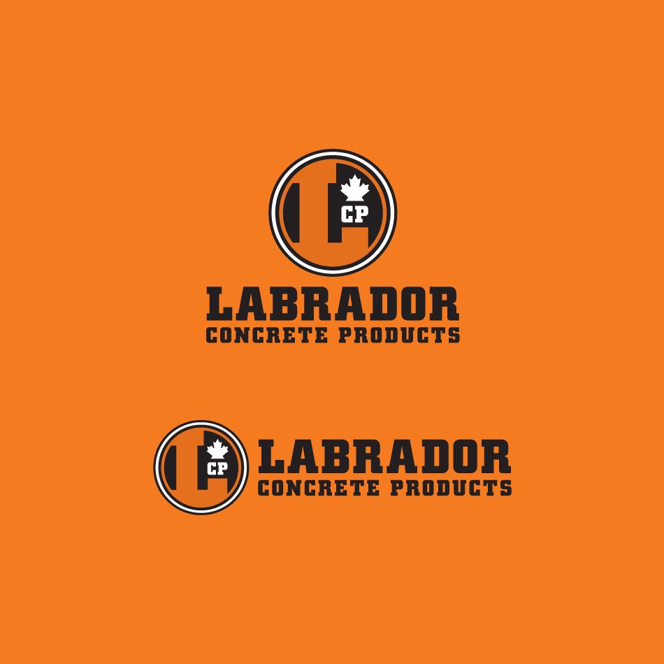Logo Design by Spud9 - Entry No. 98 in the Logo Design Contest Logo for Labrador Concrete Products.