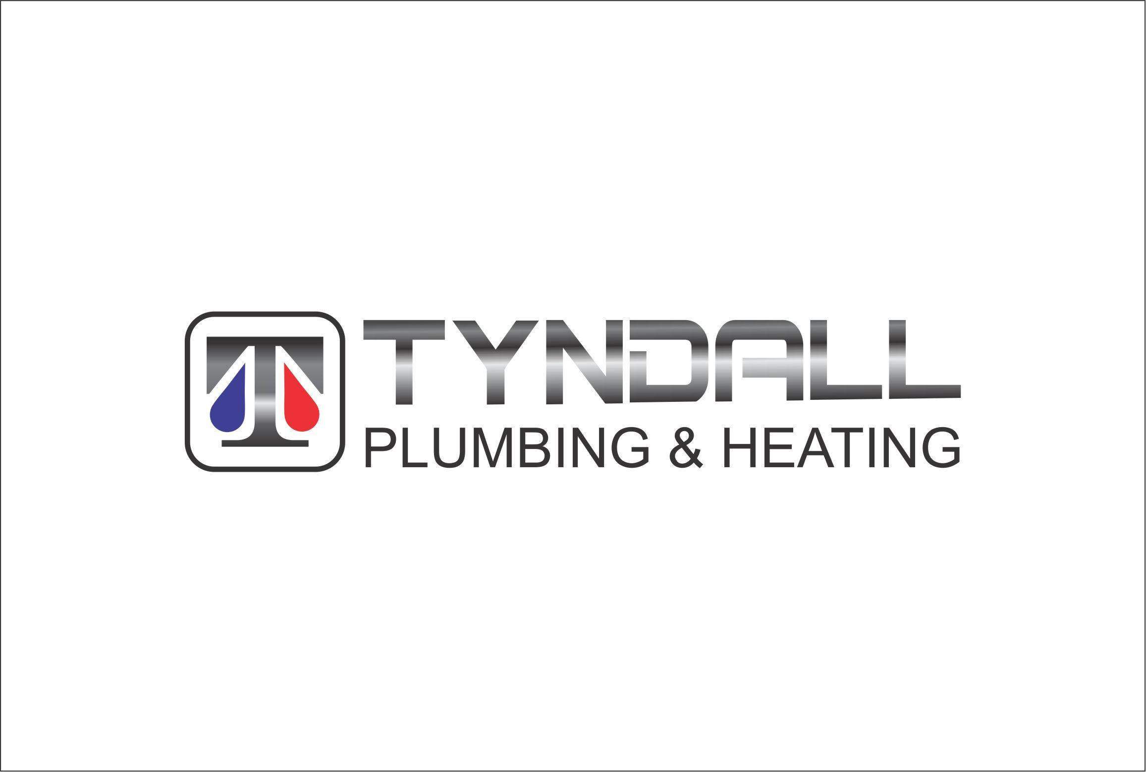 Logo Design by Nikola Kapunac - Entry No. 96 in the Logo Design Contest Imaginative Logo Design for Tyndall Plumbing & Heating.