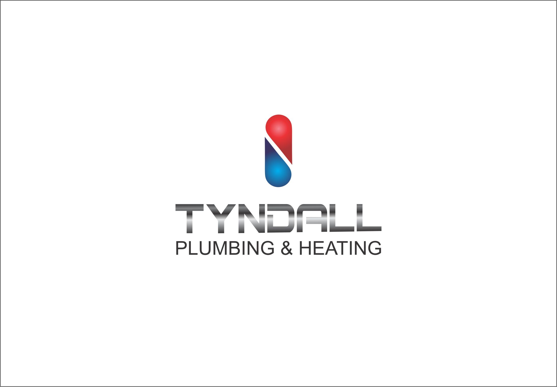 Logo Design by Nikola Kapunac - Entry No. 97 in the Logo Design Contest Imaginative Logo Design for Tyndall Plumbing & Heating.