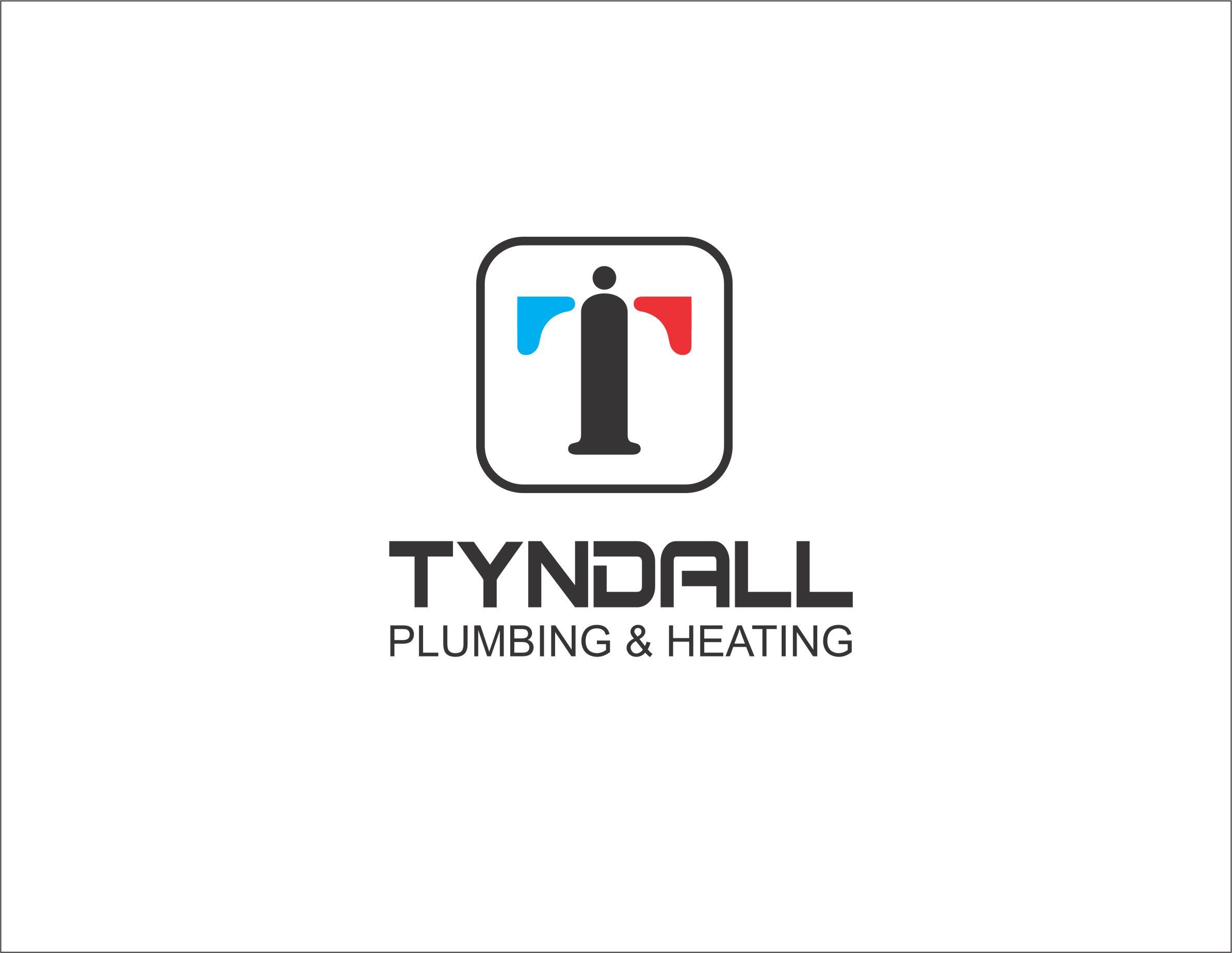 Logo Design by Nikola Kapunac - Entry No. 98 in the Logo Design Contest Imaginative Logo Design for Tyndall Plumbing & Heating.