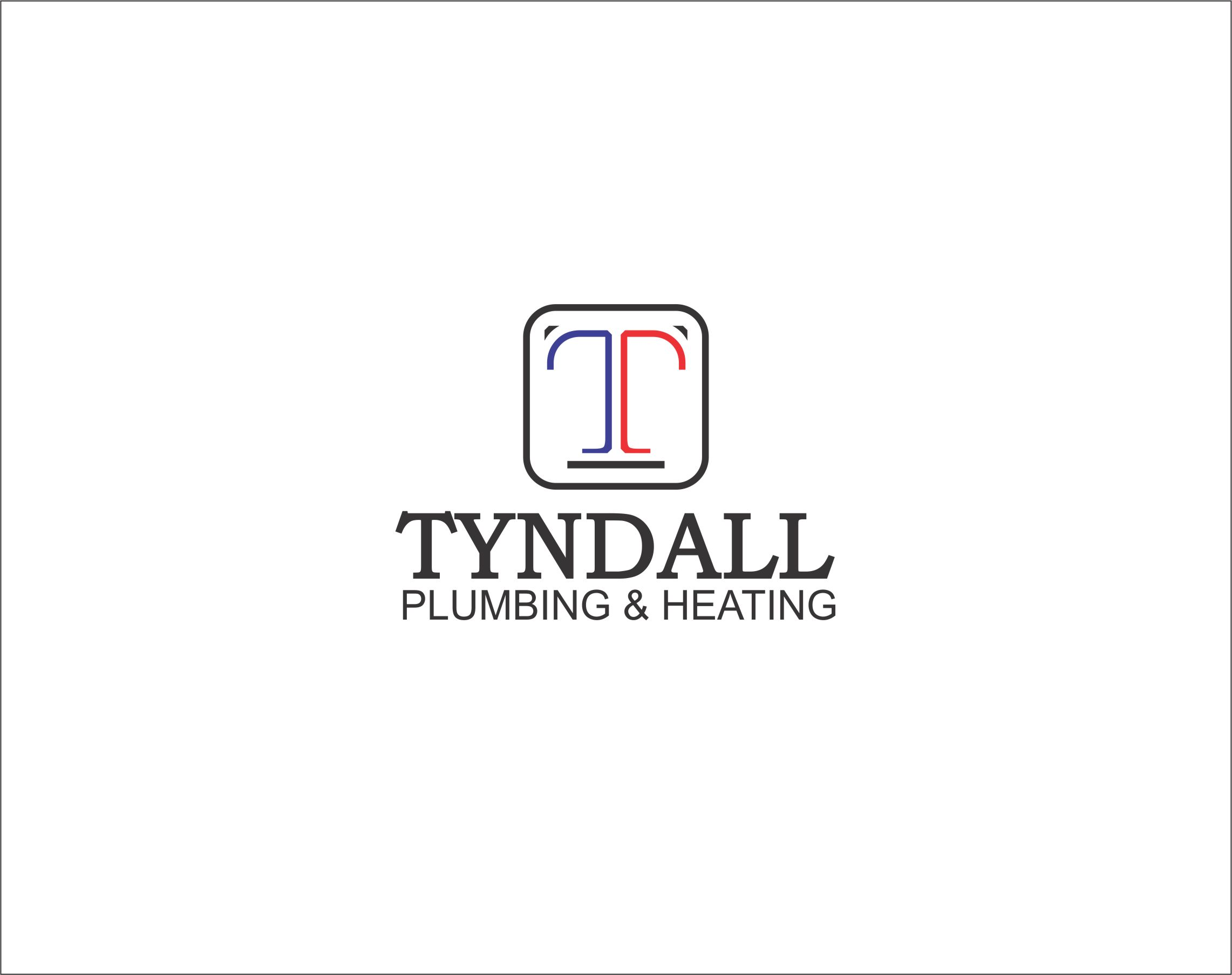 Logo Design by Nikola Kapunac - Entry No. 99 in the Logo Design Contest Imaginative Logo Design for Tyndall Plumbing & Heating.
