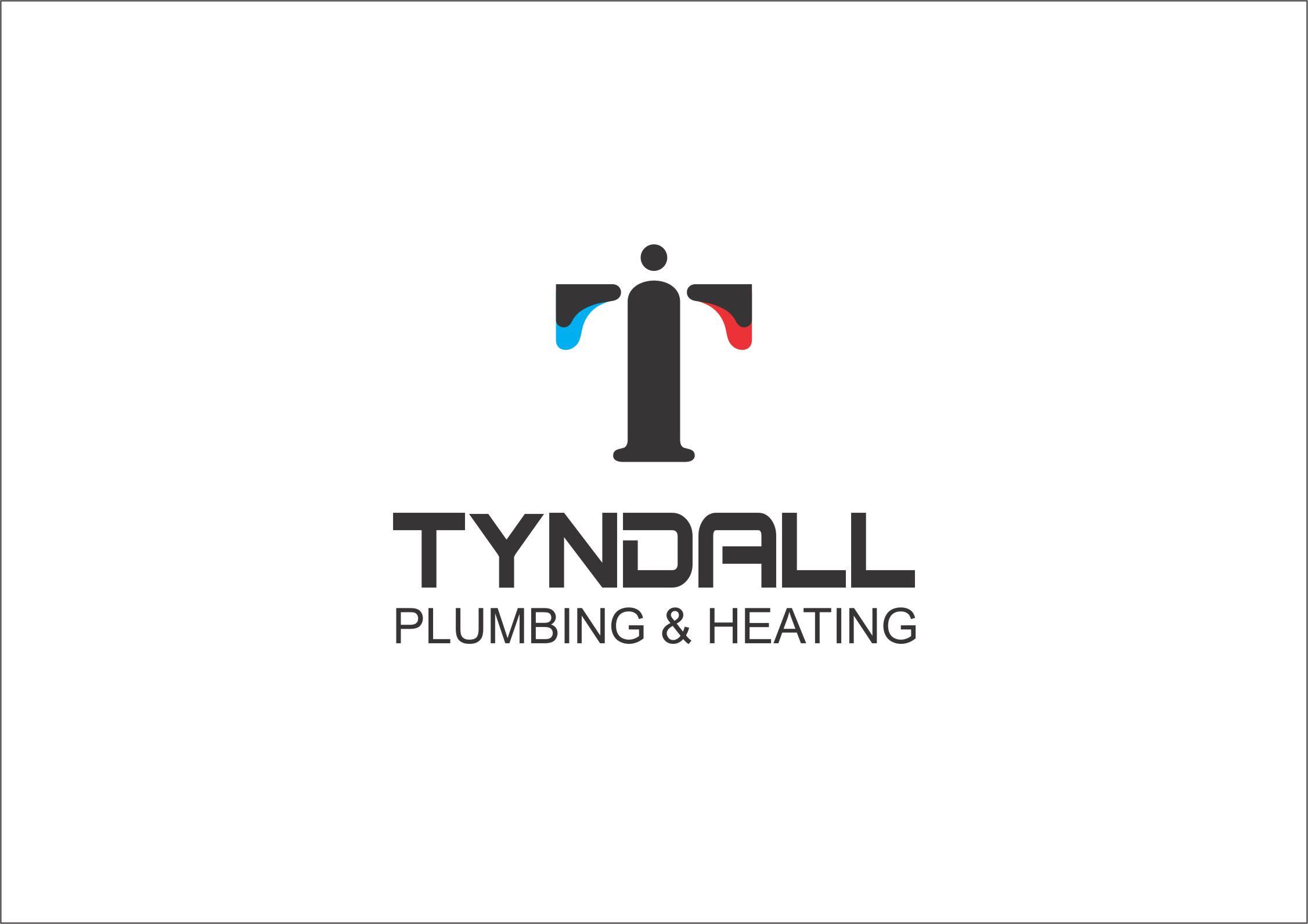 Logo Design by Nikola Kapunac - Entry No. 100 in the Logo Design Contest Imaginative Logo Design for Tyndall Plumbing & Heating.