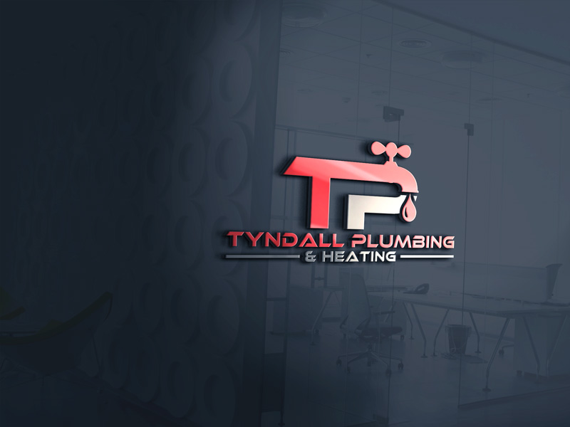 Logo Design by Private User - Entry No. 115 in the Logo Design Contest Imaginative Logo Design for Tyndall Plumbing & Heating.