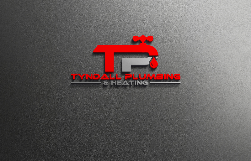 Logo Design by Private User - Entry No. 116 in the Logo Design Contest Imaginative Logo Design for Tyndall Plumbing & Heating.
