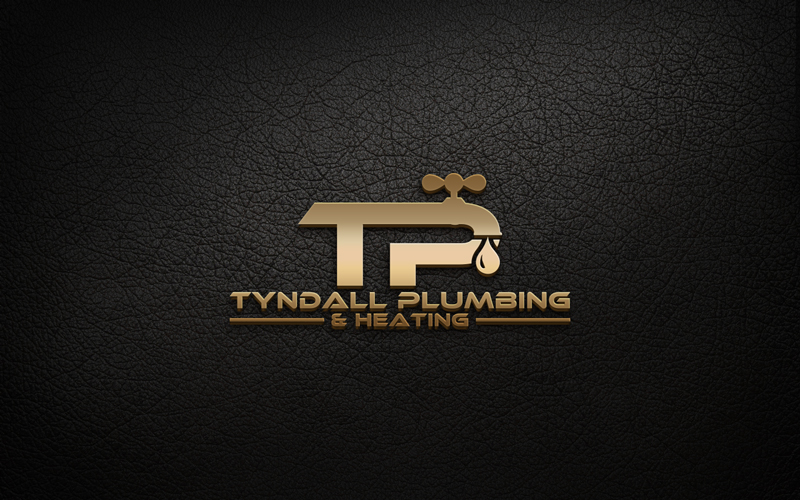 Logo Design by Private User - Entry No. 118 in the Logo Design Contest Imaginative Logo Design for Tyndall Plumbing & Heating.