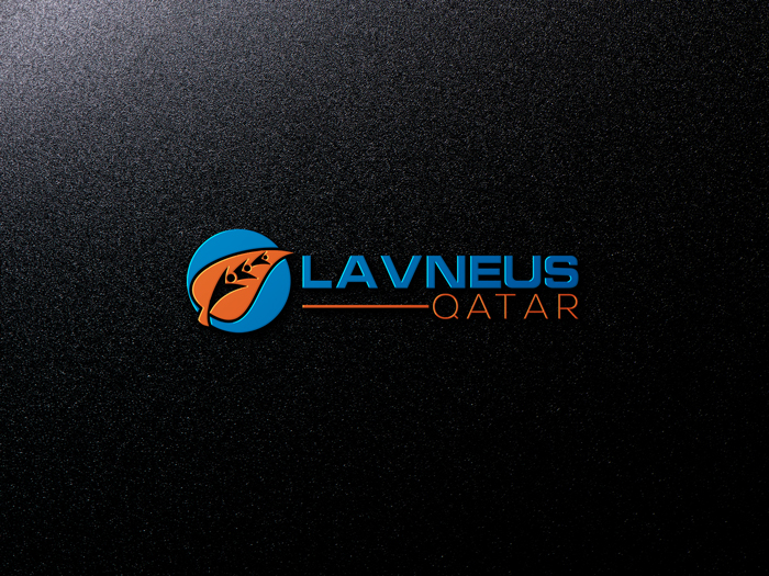 Logo Design by Mohammad azad Hossain - Entry No. 34 in the Logo Design Contest Imaginative Logo Design for lavneus qatar.