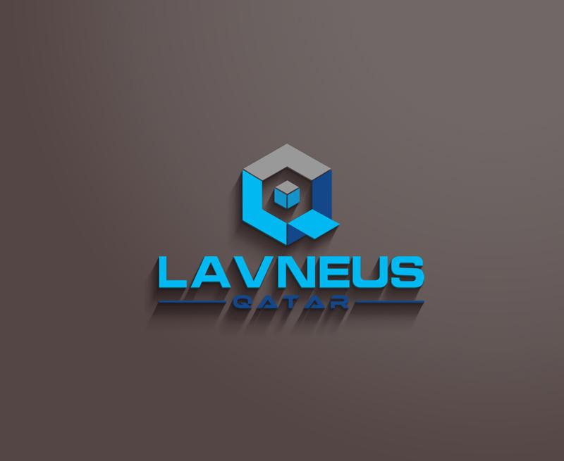 Logo Design by Miraj Bin - Entry No. 37 in the Logo Design Contest Imaginative Logo Design for lavneus qatar.