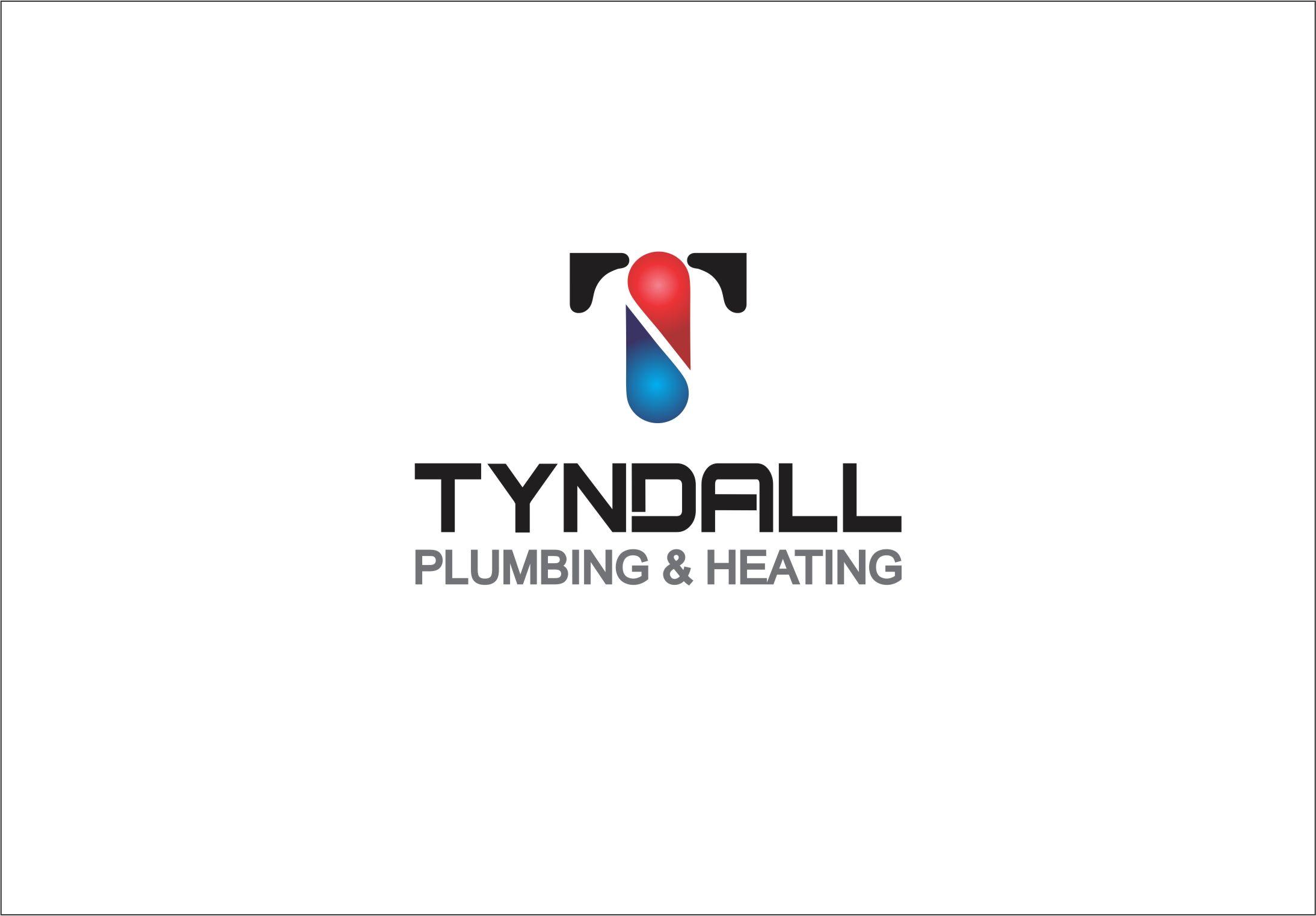 Logo Design by Nikola Kapunac - Entry No. 126 in the Logo Design Contest Imaginative Logo Design for Tyndall Plumbing & Heating.