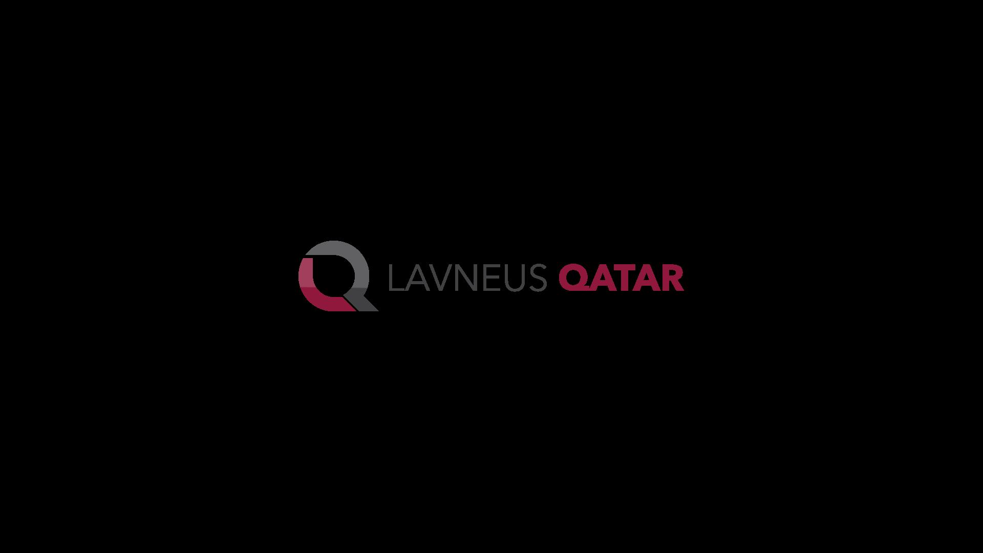 Logo Design by MD SHOHIDUL ISLAM - Entry No. 38 in the Logo Design Contest Imaginative Logo Design for lavneus qatar.