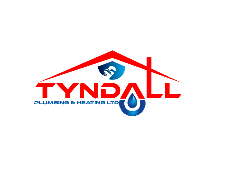 Logo Design by Private User - Entry No. 138 in the Logo Design Contest Imaginative Logo Design for Tyndall Plumbing & Heating.