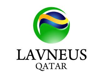 Logo Design by Private User - Entry No. 45 in the Logo Design Contest Imaginative Logo Design for lavneus qatar.