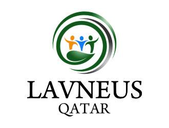 Logo Design by Private User - Entry No. 48 in the Logo Design Contest Imaginative Logo Design for lavneus qatar.