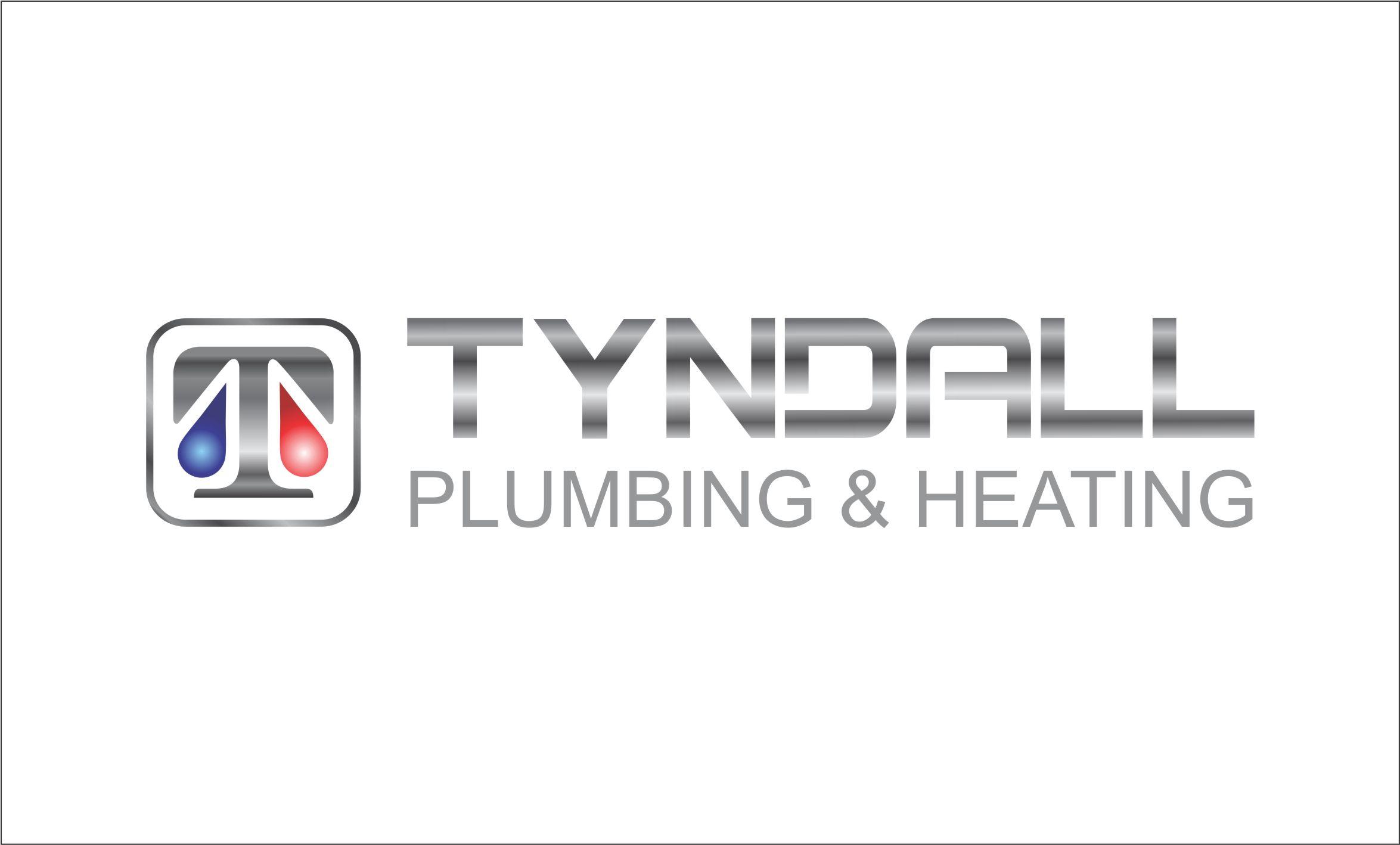 Logo Design by Nikola Kapunac - Entry No. 153 in the Logo Design Contest Imaginative Logo Design for Tyndall Plumbing & Heating.
