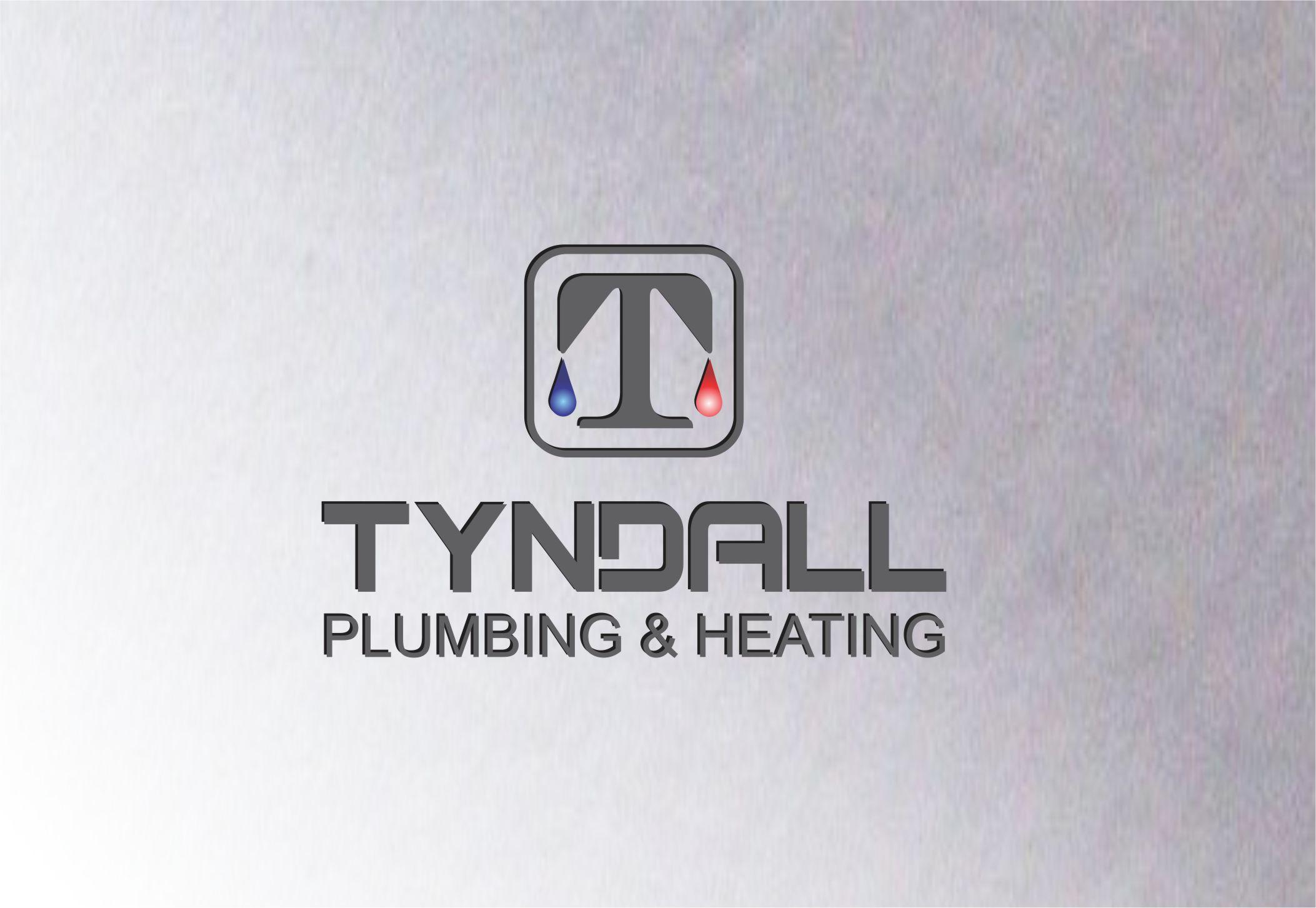 Logo Design by Nikola Kapunac - Entry No. 155 in the Logo Design Contest Imaginative Logo Design for Tyndall Plumbing & Heating.
