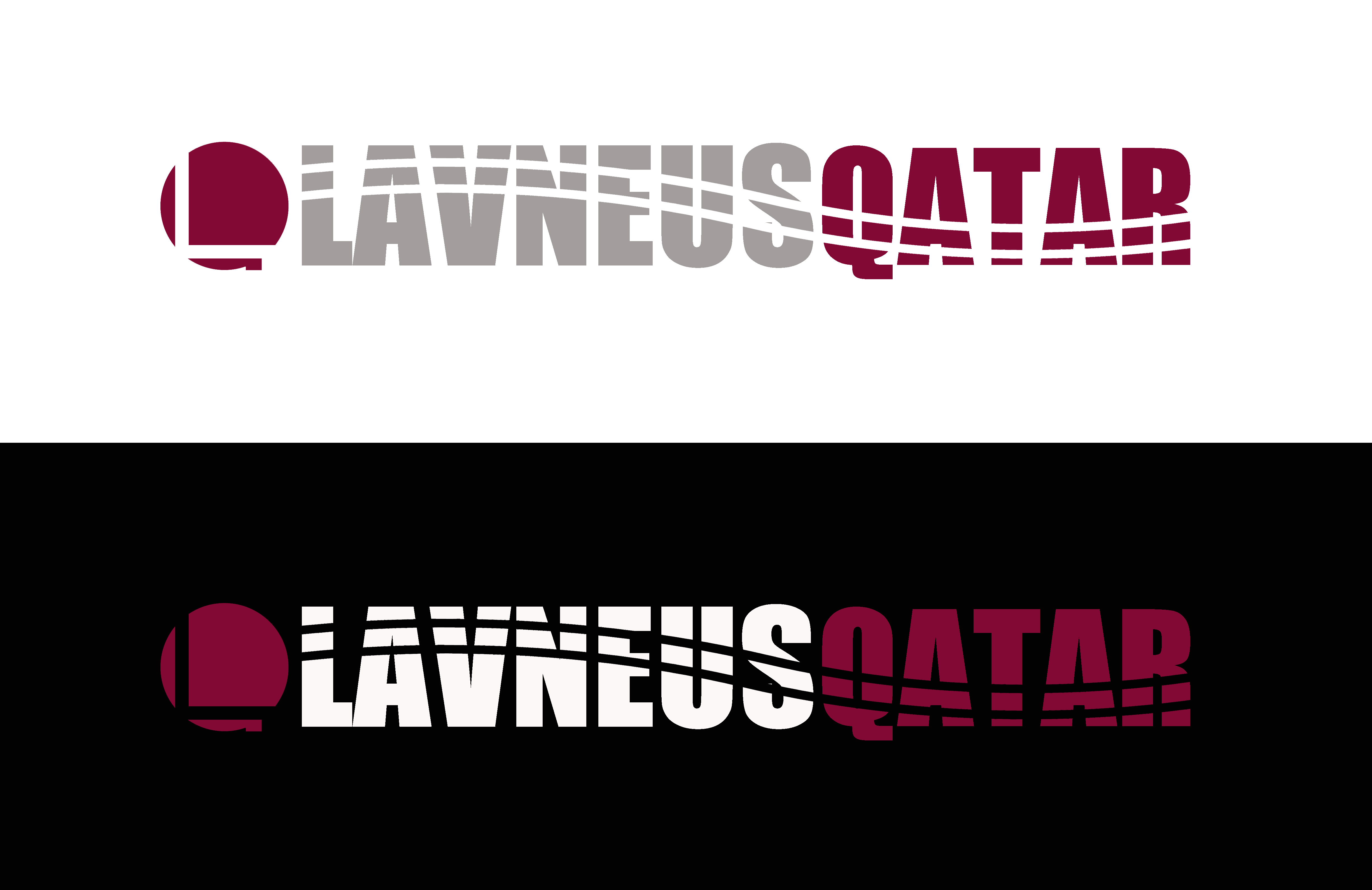 Logo Design by JSDESIGNGROUP - Entry No. 53 in the Logo Design Contest Imaginative Logo Design for lavneus qatar.