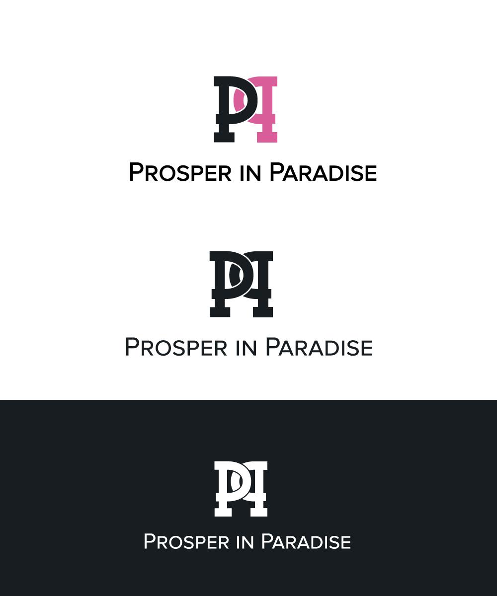 Logo Design by rockin - Entry No. 8 in the Logo Design Contest New Logo Design for Prosper in Paradise.
