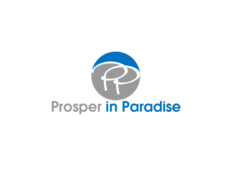 Logo Design by Private User - Entry No. 9 in the Logo Design Contest New Logo Design for Prosper in Paradise.