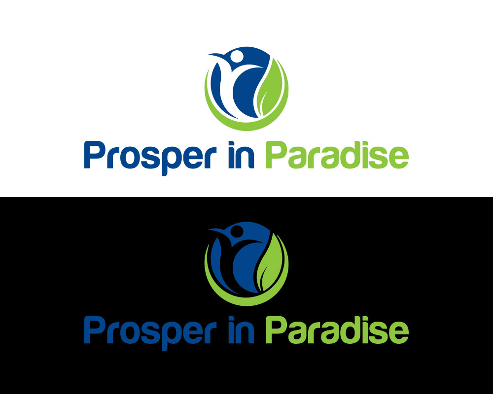 Logo Design by Mohammad azad Hossain - Entry No. 13 in the Logo Design Contest New Logo Design for Prosper in Paradise.
