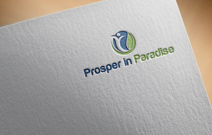 Logo Design by Mohammad azad Hossain - Entry No. 14 in the Logo Design Contest New Logo Design for Prosper in Paradise.
