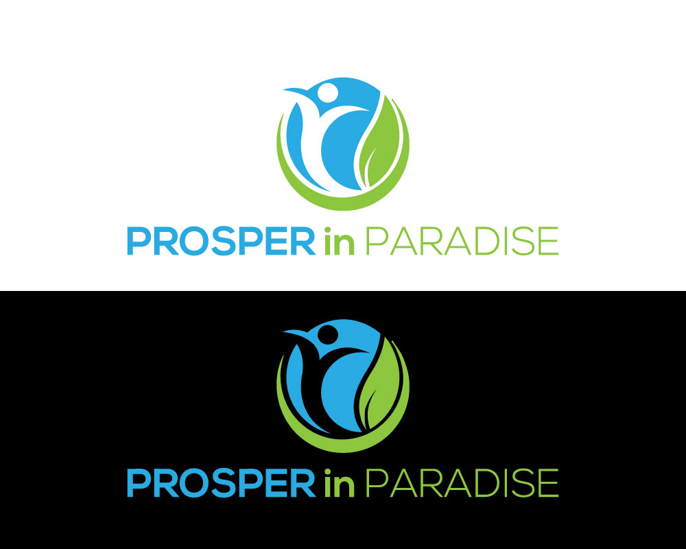 Logo Design by Mohammad azad Hossain - Entry No. 17 in the Logo Design Contest New Logo Design for Prosper in Paradise.