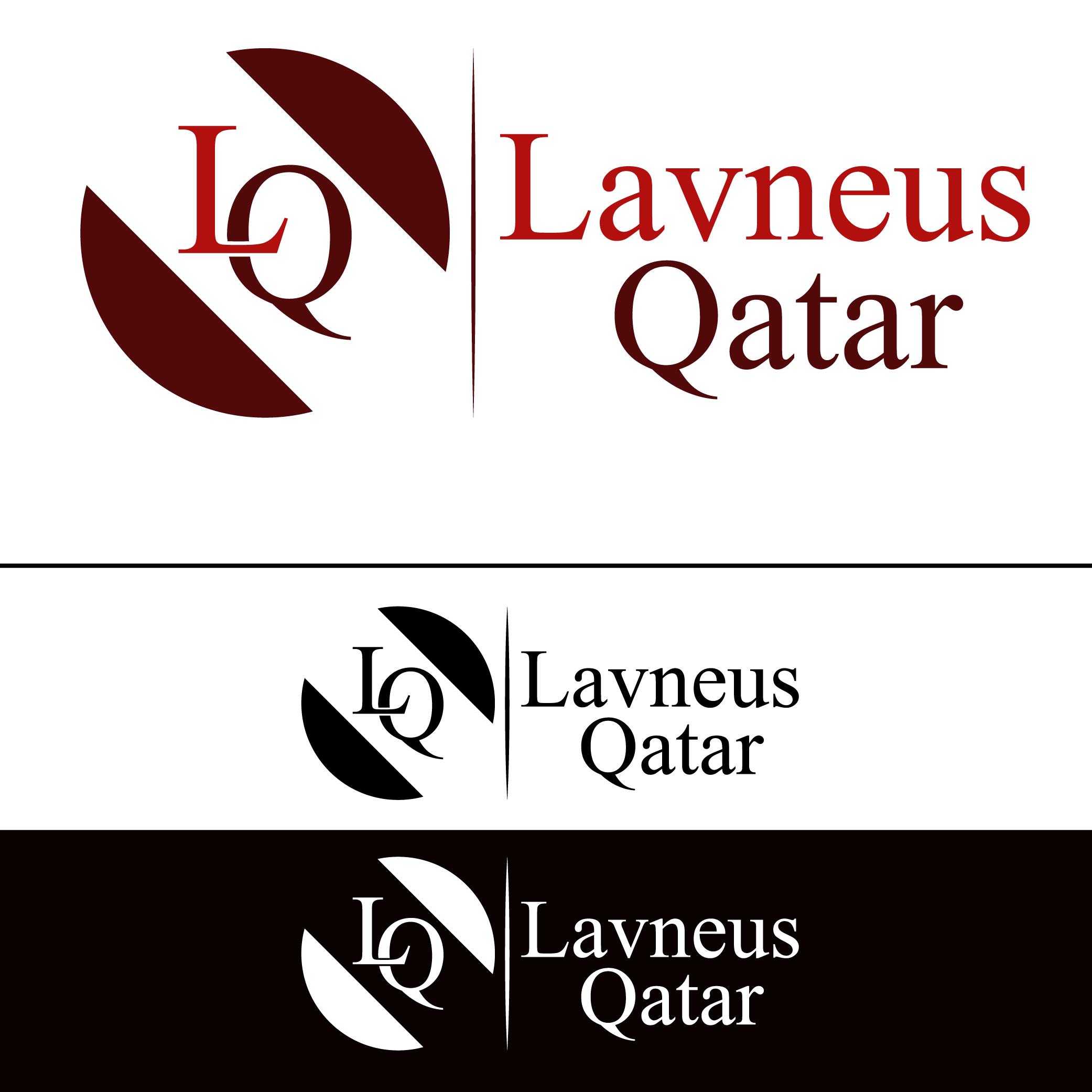 Logo Design by Shakir Alzadjali - Entry No. 63 in the Logo Design Contest Imaginative Logo Design for lavneus qatar.