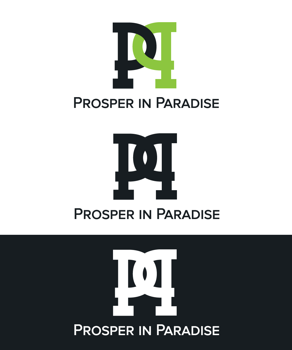 Logo Design by rockin - Entry No. 22 in the Logo Design Contest New Logo Design for Prosper in Paradise.