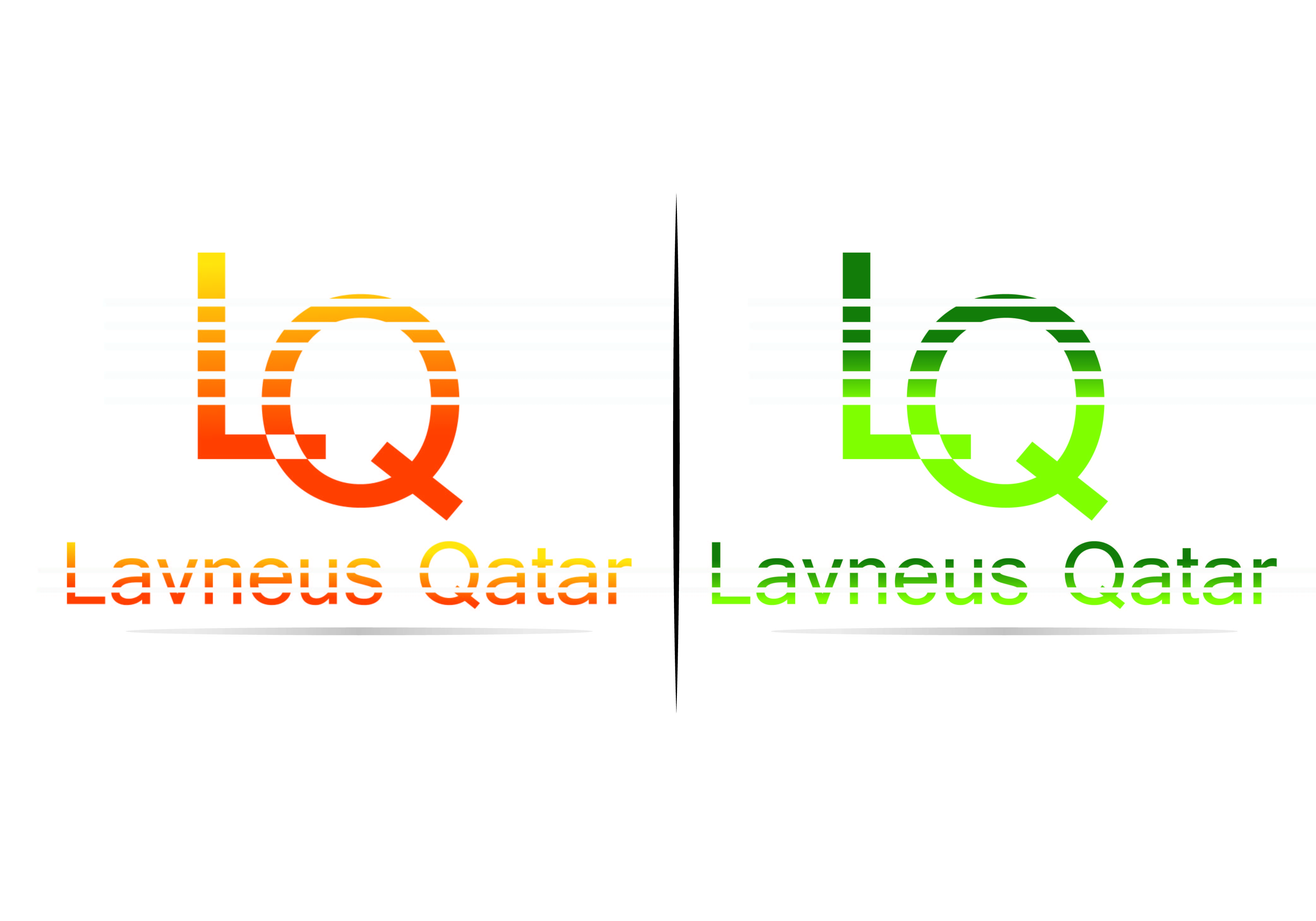 Logo Design by Bilal Baloch - Entry No. 70 in the Logo Design Contest Imaginative Logo Design for lavneus qatar.