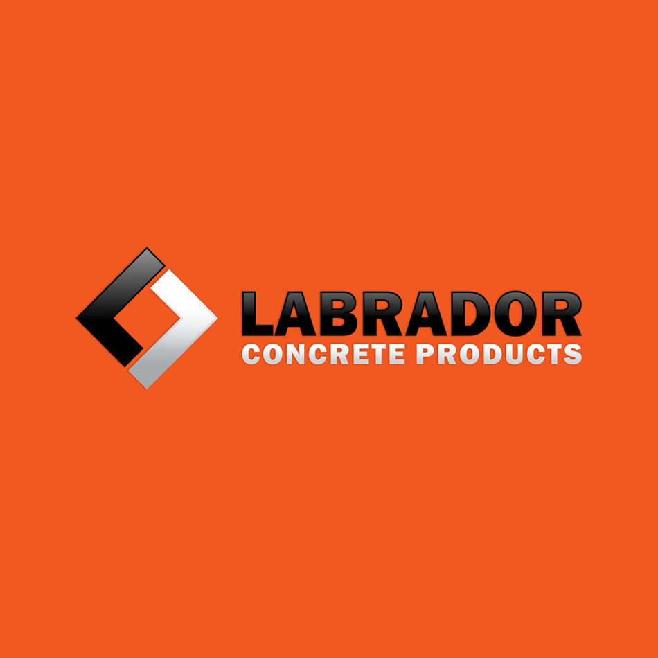 Logo Design by moxlabs - Entry No. 109 in the Logo Design Contest Logo for Labrador Concrete Products.