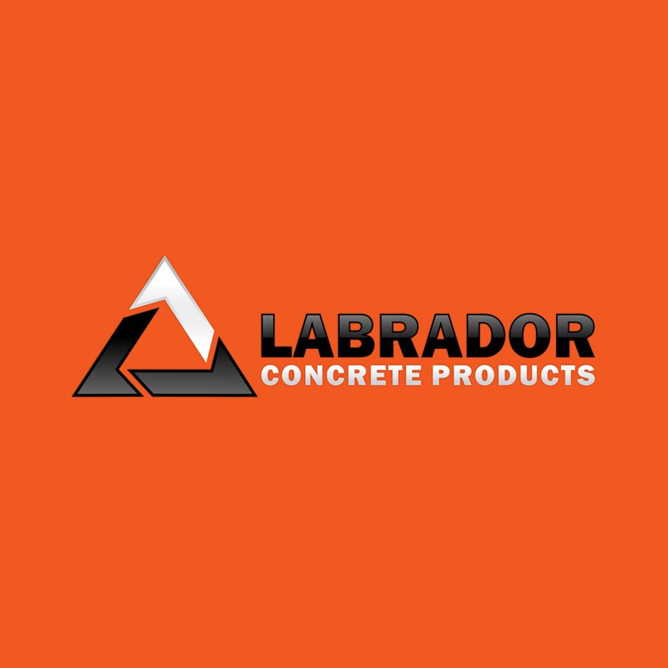Logo Design by moxlabs - Entry No. 110 in the Logo Design Contest Logo for Labrador Concrete Products.
