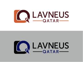 Logo Design by Evo-design - Entry No. 73 in the Logo Design Contest Imaginative Logo Design for lavneus qatar.