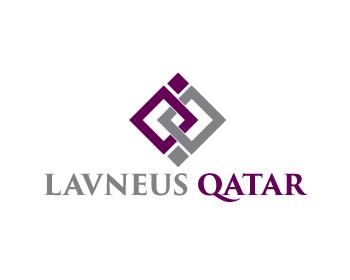 Logo Design by Private User - Entry No. 86 in the Logo Design Contest Imaginative Logo Design for lavneus qatar.