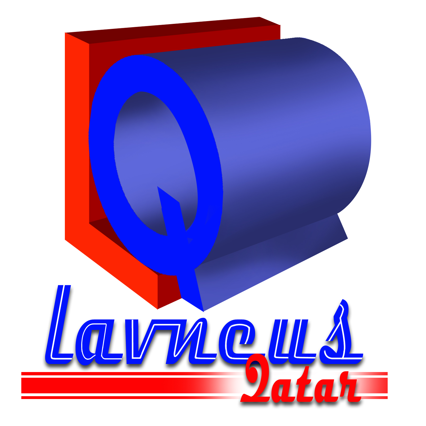 Logo Design by Kitz Malinao - Entry No. 90 in the Logo Design Contest Imaginative Logo Design for lavneus qatar.