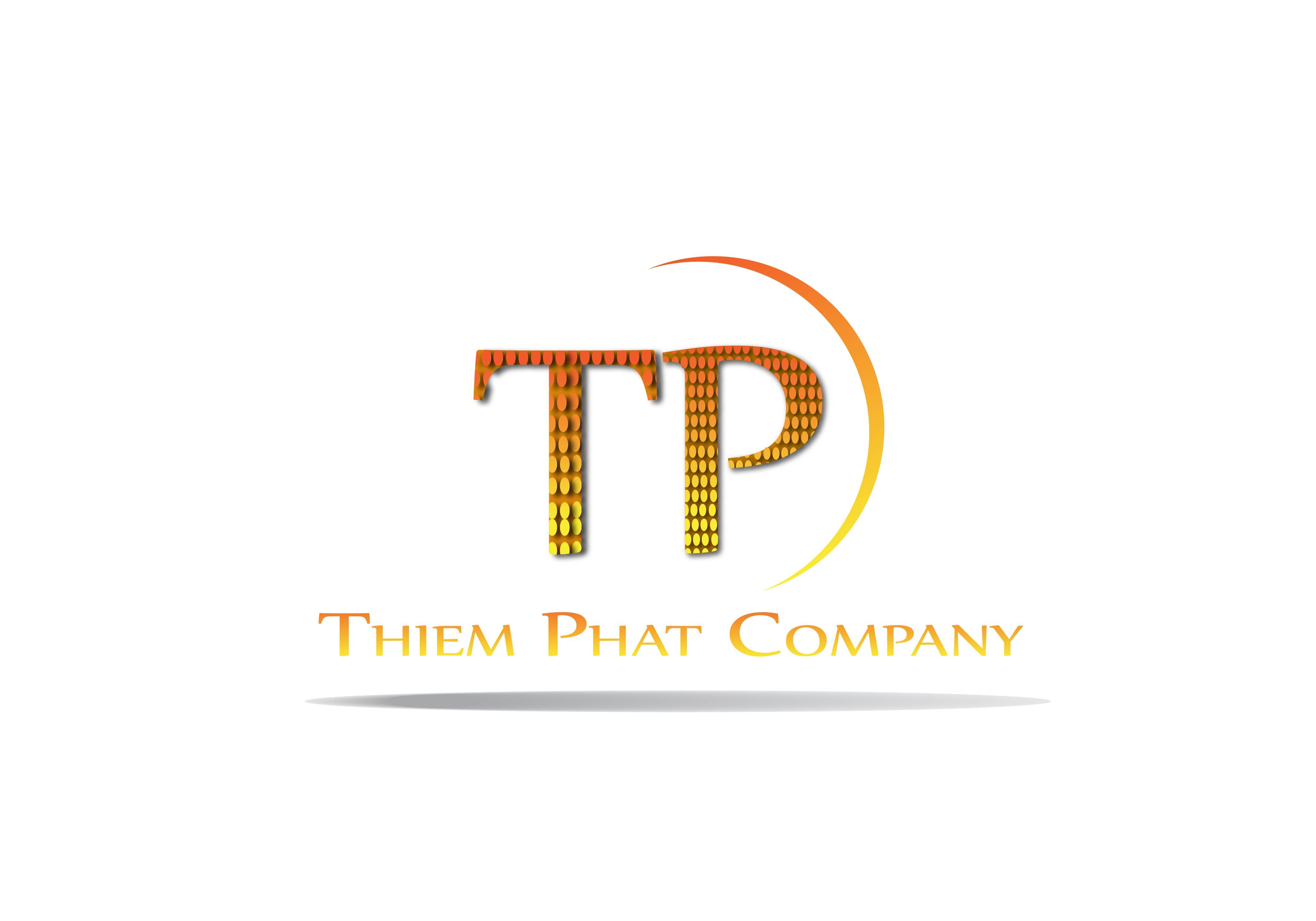 Logo Design by Bilal Baloch - Entry No. 2 in the Logo Design Contest New Logo Design for Thiem Phat company.