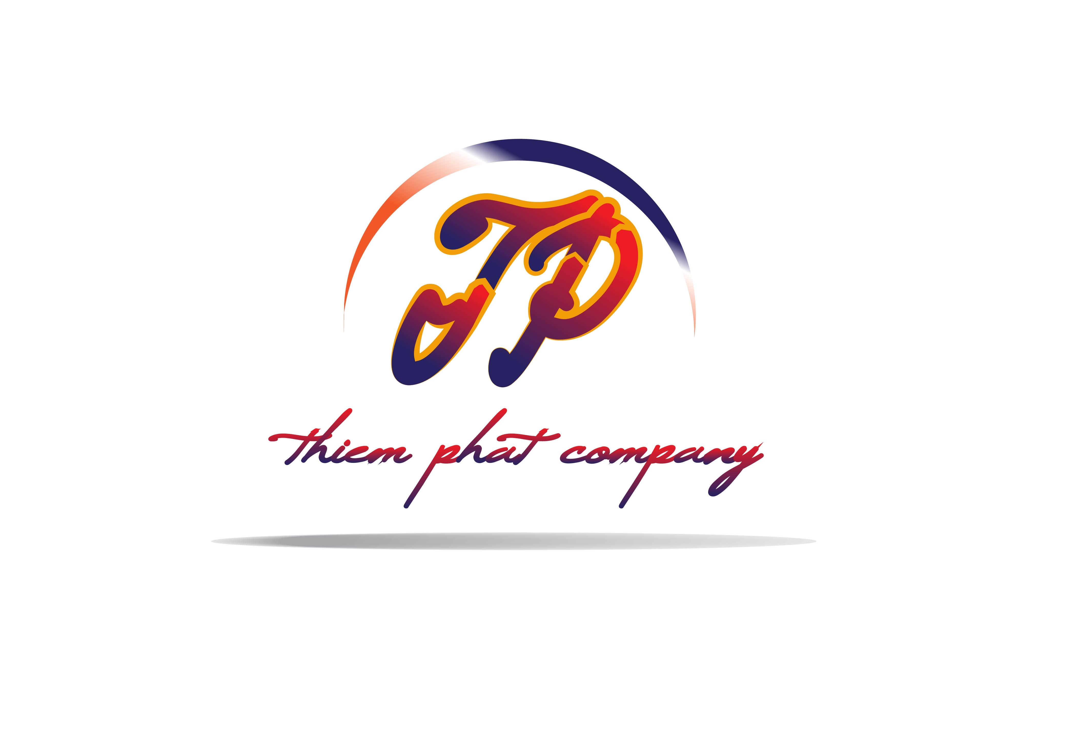 Logo Design by Bilal Baloch - Entry No. 3 in the Logo Design Contest New Logo Design for Thiem Phat company.