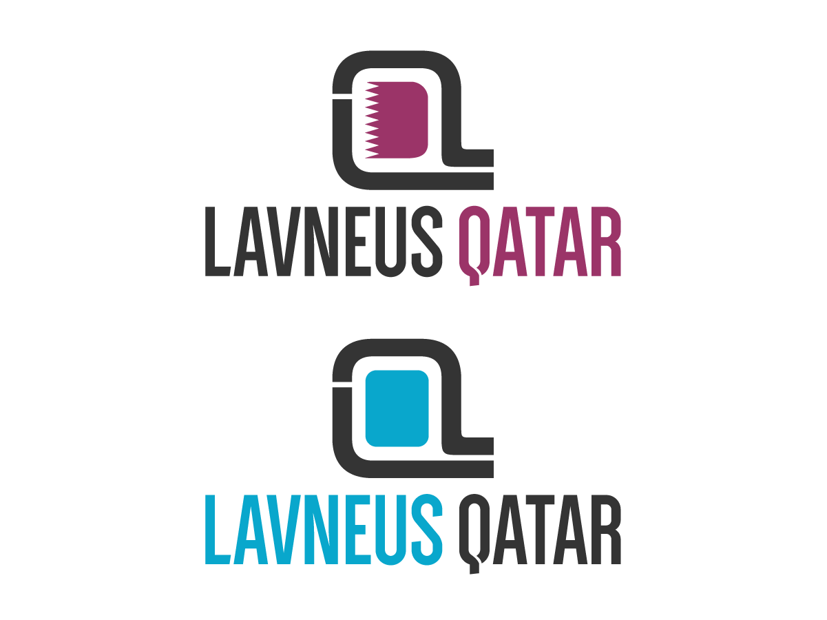 Logo Design by Evo-design - Entry No. 95 in the Logo Design Contest Imaginative Logo Design for lavneus qatar.