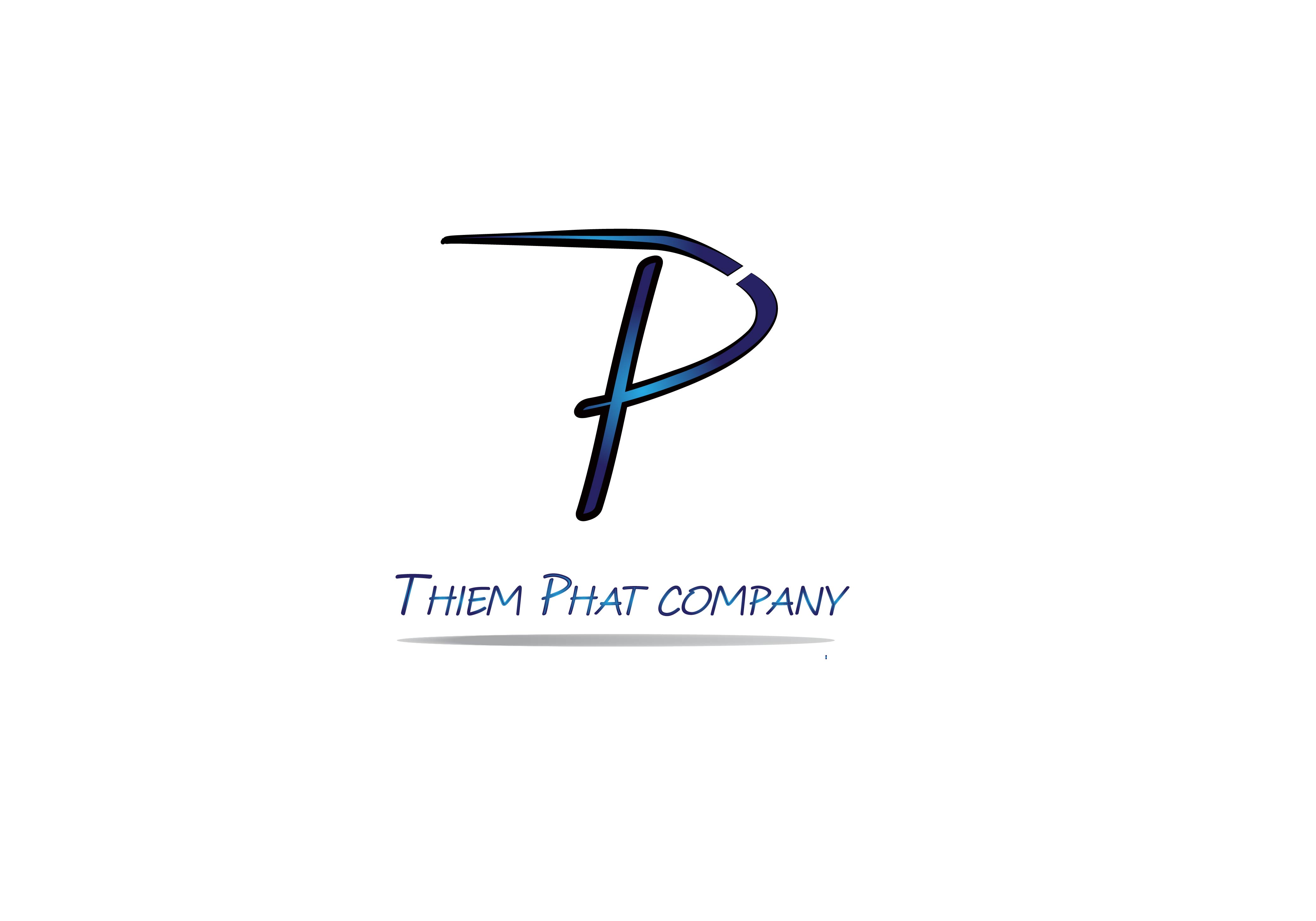Logo Design by Bilal Baloch - Entry No. 6 in the Logo Design Contest New Logo Design for Thiem Phat company.