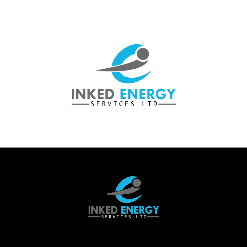 Logo Design by Private User - Entry No. 1 in the Logo Design Contest Creative Logo Design for INKED ENERGY SERVICES LTD.