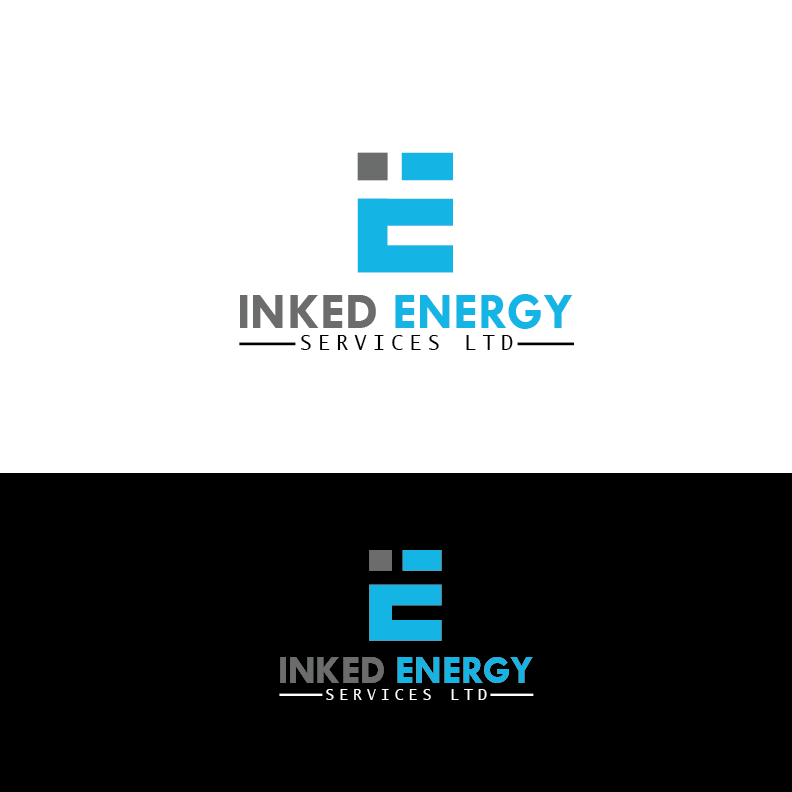 Logo Design by Private User - Entry No. 3 in the Logo Design Contest Creative Logo Design for INKED ENERGY SERVICES LTD.