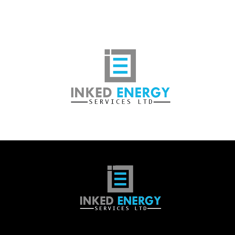 Logo Design by Private User - Entry No. 4 in the Logo Design Contest Creative Logo Design for INKED ENERGY SERVICES LTD.