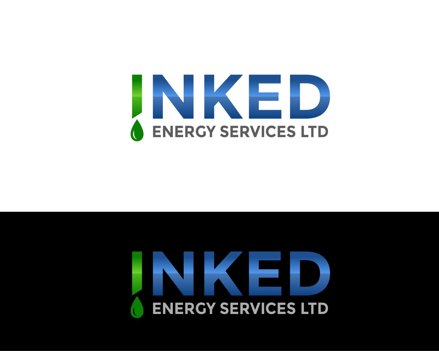 Logo Design by Allan Esclamado - Entry No. 8 in the Logo Design Contest Creative Logo Design for INKED ENERGY SERVICES LTD.