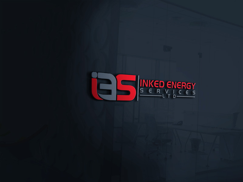 Logo Design by Private User - Entry No. 13 in the Logo Design Contest Creative Logo Design for INKED ENERGY SERVICES LTD.