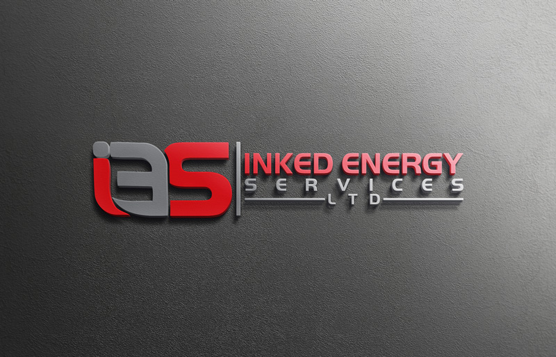 Logo Design by Private User - Entry No. 14 in the Logo Design Contest Creative Logo Design for INKED ENERGY SERVICES LTD.
