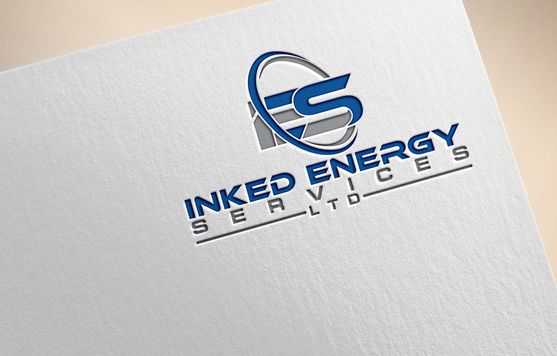 Logo Design by Private User - Entry No. 18 in the Logo Design Contest Creative Logo Design for INKED ENERGY SERVICES LTD.