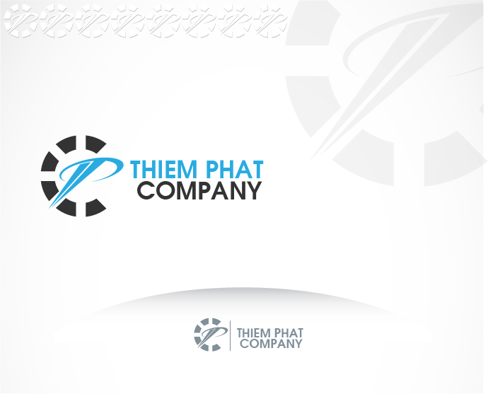Logo Design by Private User - Entry No. 19 in the Logo Design Contest New Logo Design for Thiem Phat company.
