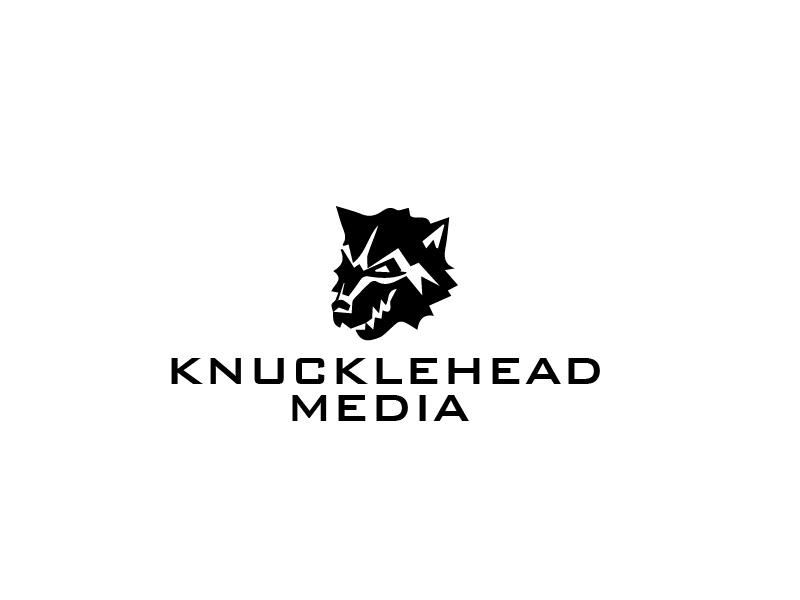 Logo Design by brands_in - Entry No. 14 in the Logo Design Contest Imaginative Logo Design for knucklehead media.